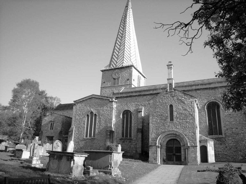 Almondsbury Church