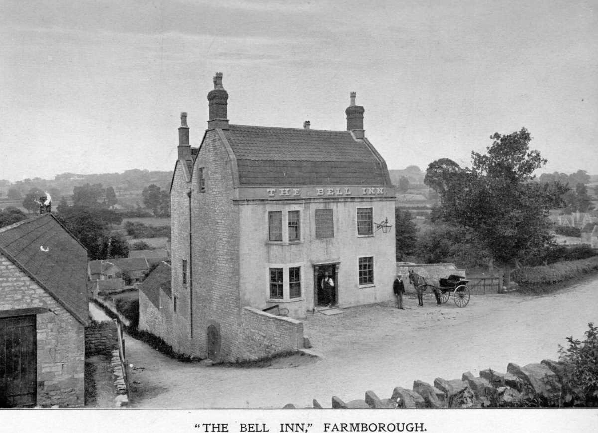 Bell inn sold July 6 1911