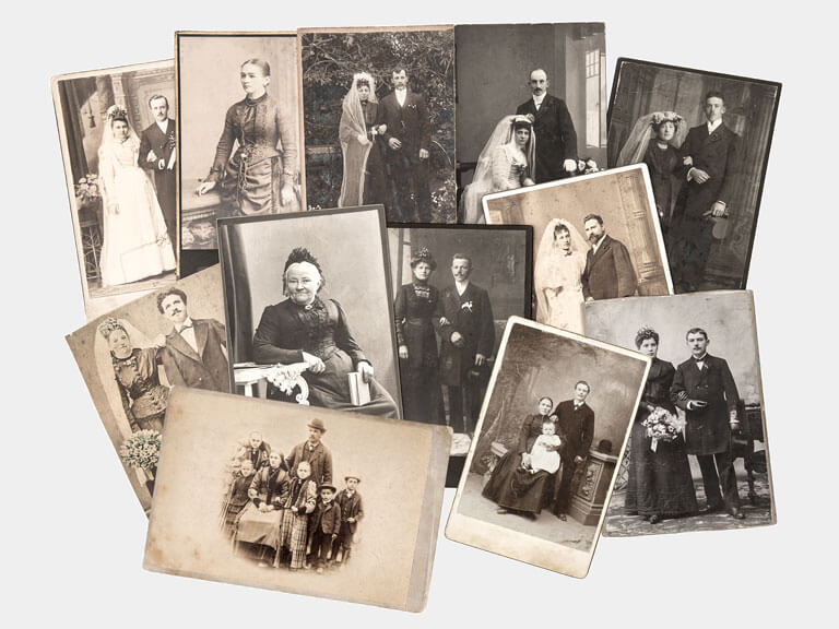 Victorian Wedding photos